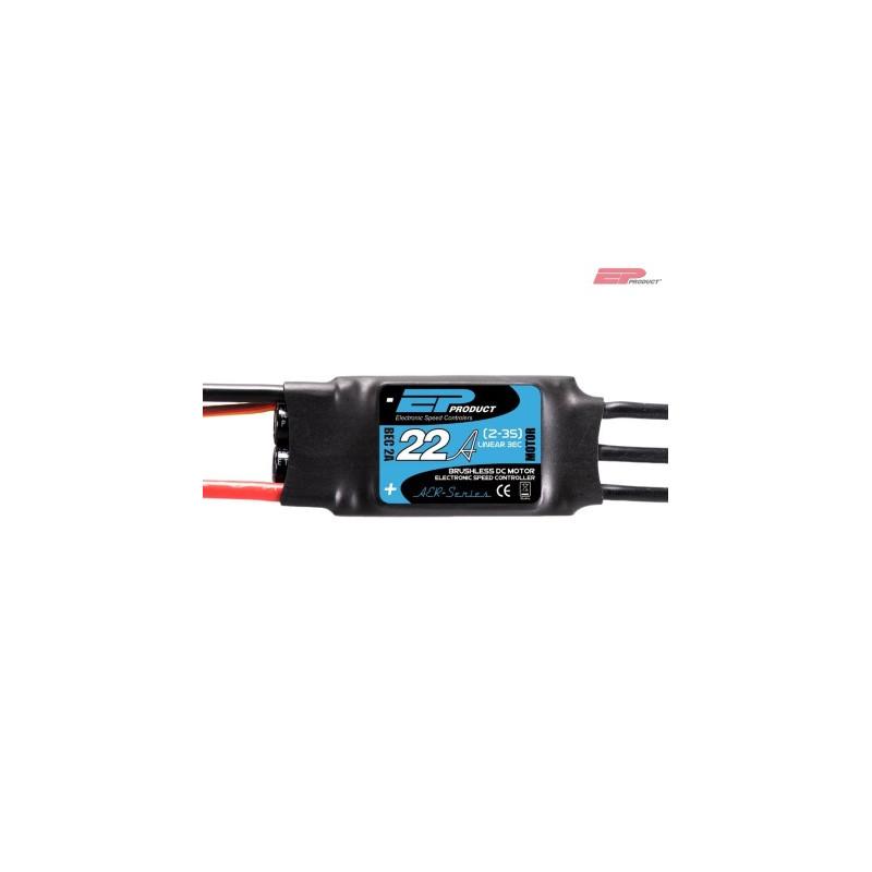 EP Aer22-Aer-Series 22A Flug ESC_12117