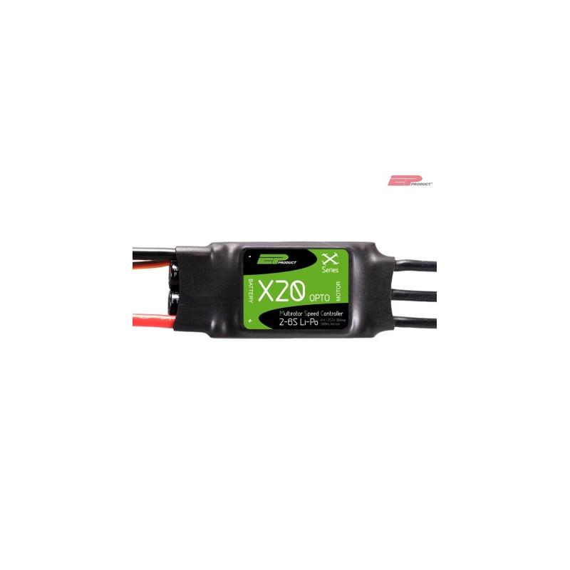 EP X20 X-Series Multirotor 20A ESC_12125