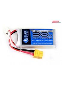 EP BluePower - 3S 11.1V 1000mAh 30C 30A (XT60)_12360