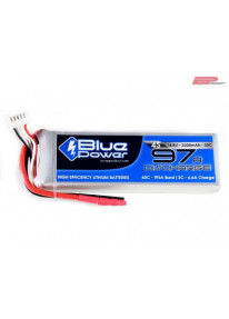 EP BluePower - 4S 14.8V 3300mAh 30C 97A (4mm)_12366