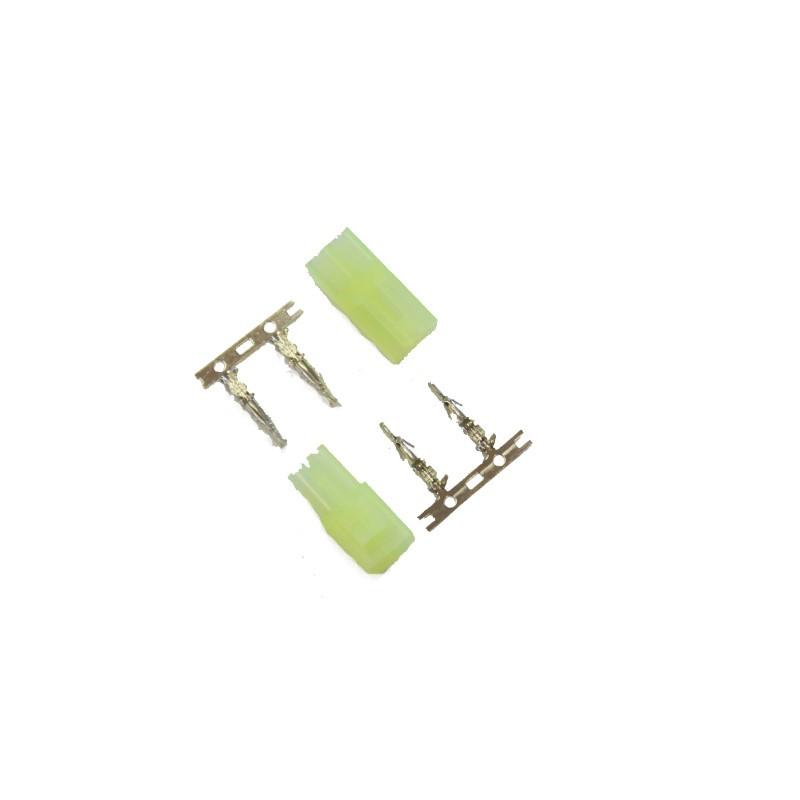 EP Micro-Tamiya-Steckerbausatz - 1 Paar_12412