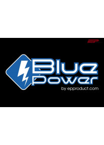 EP BluePower - 4S 14.8V 2700mAh 30C 81A (4mm)_12561