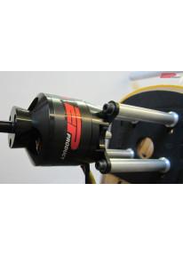 EP Highend Motorhalter Alu - einstellbar (9005)_12595