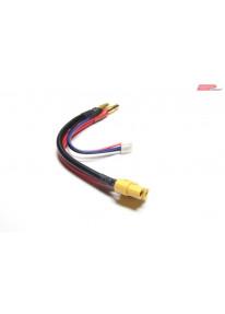 EP Hardcase LiPo-Kabel XT60_12766