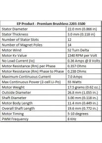 EP Premium Brushless-Motor V2 (22031500)_12965
