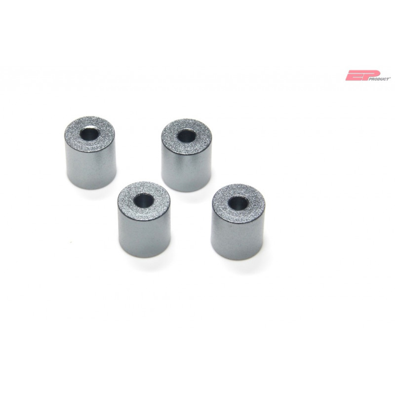 EP Alu-Motorhalter-Distanzhülsen - 10mm (9019)_13000