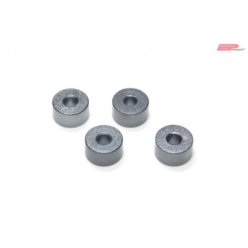 EP Alu-Motorhalter-Distanzhülsen - 5mm (9022)_13003