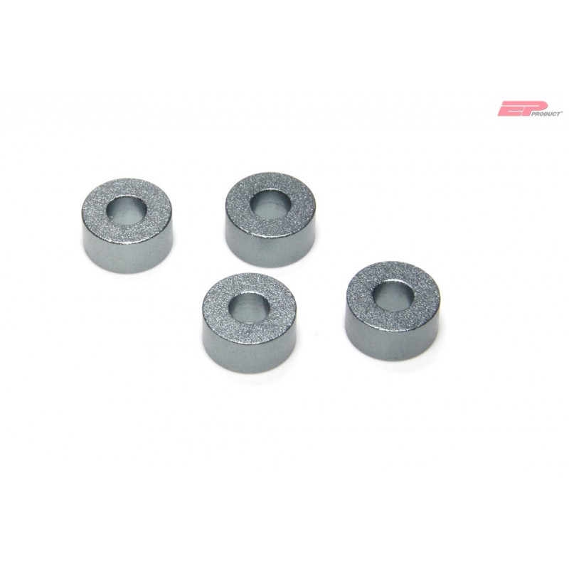 EP Alu-Motorhalter-Distanzhülsen - 5mm (9023)_13004