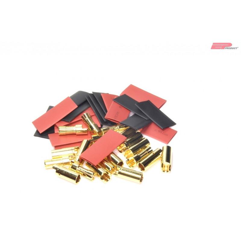 EP 5,5mm Gold Stecker / Buchse_13154