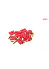 EP 3,5mm Gold Stecker / Buchse mit Gehäuse_13157