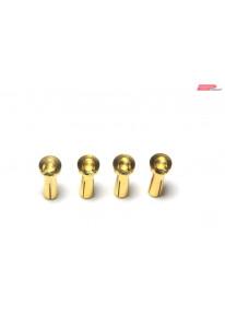 EP 90° 4mm Goldstecker für Hardcase-Pack_14130