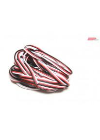 EP Servo cable flat, Futaba 5m
