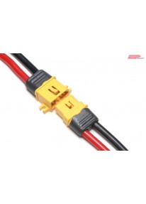 EP XT60-C Stecker / Buchse mit Kabelschutz_14201