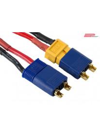 EP Power Stecker DC3 Set A&B - 1 Paar_14219