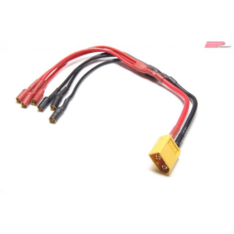 EP Multi-Strom-Verteilerkabel 3-Fach_14311