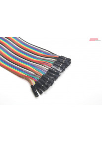 EP Pin-Header-Flachbandkabel Nr.5044_14337