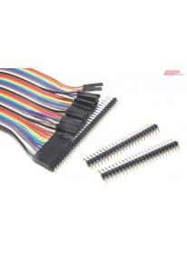 EP Pin-Header-Flachbandkabel Nr.5044_14339