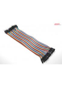 EP Pin-Header-Flachbandkabel Nr.5044_14342