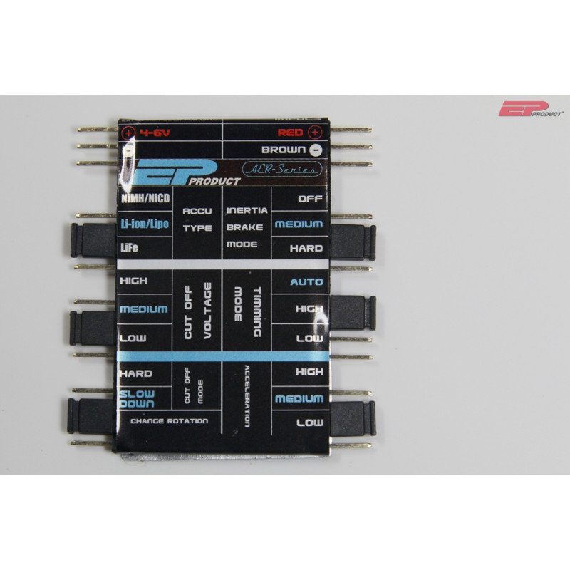 EP Programmierkarte zu AER-Series Regler_14435