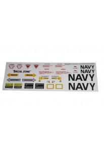 Kleberset Scale Jet US-Navy Nr.09_14685