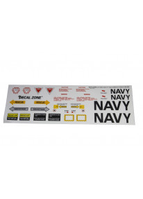 Scale Jet US-Navy Sticker...