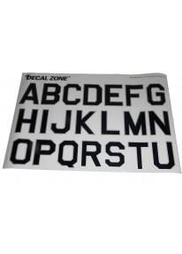 Kleberset Buchstaben & Symbole Nr.11_14687