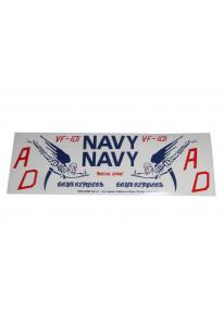 Kleberset Scale Jet U.S. Navy Nr.32_14709