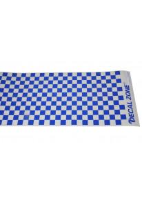 Kleberset Karo blau-transparent Nr.37_14714