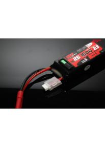EP 4S Balancer-Stecker Halteclip JST-XH_14750