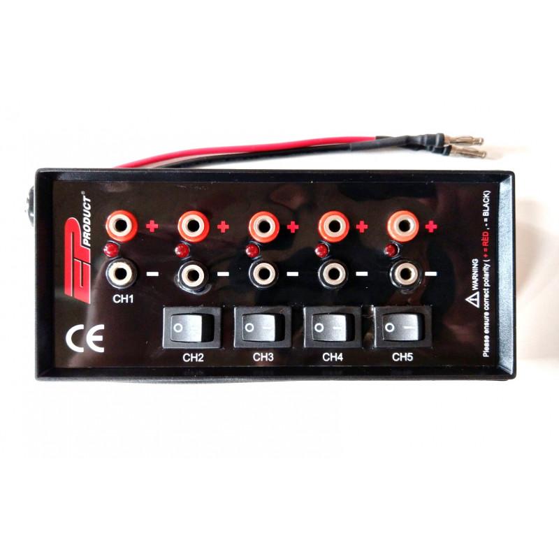 EP 5-Fach 12V Stromverteiler_14777