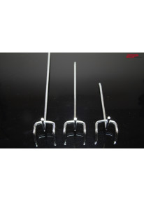 Einfachhaken für Lochwände Länge 20cm - LA25_14966