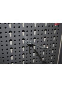 Einfachhaken für Lochwände Länge 20cm - LA10_14983