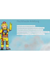 Fluchthaube - Atemschutzgerät zur Selbstrettung_15086
