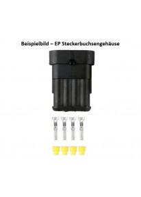 EP SS-Steckergehäuse - 3fach - Waterproof_15475