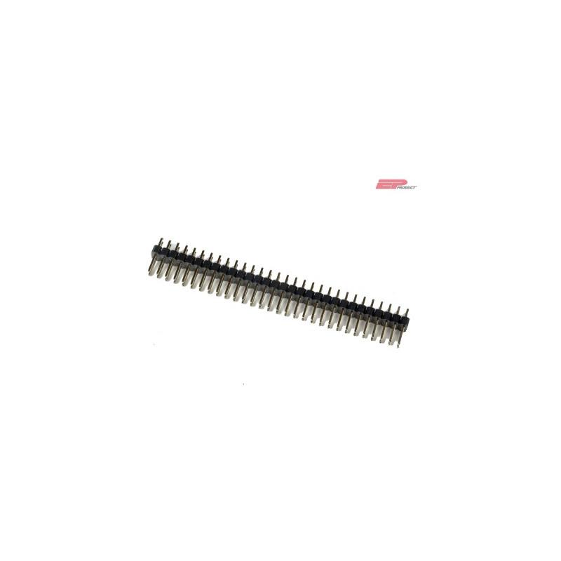 EP Pin-Header Stiftleiste 2x10Pol_9930